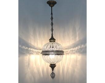 Turkish hanging lamp moroccan pendant light