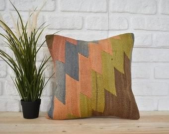 boho decor kilim pillow pillow cover 0600 handmade kilim pillow long size kilim pillow anatolian pillow 12x36 nomadic kilim pillow