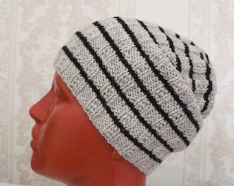 14a2533a10d79 Hand Knit Soft Warm Hat