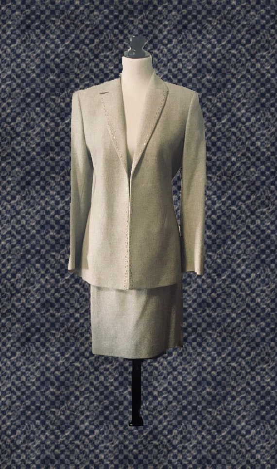 Valentino Skirt Suit