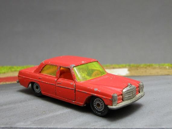Mercedes 250 Reprobox Siku V 256
