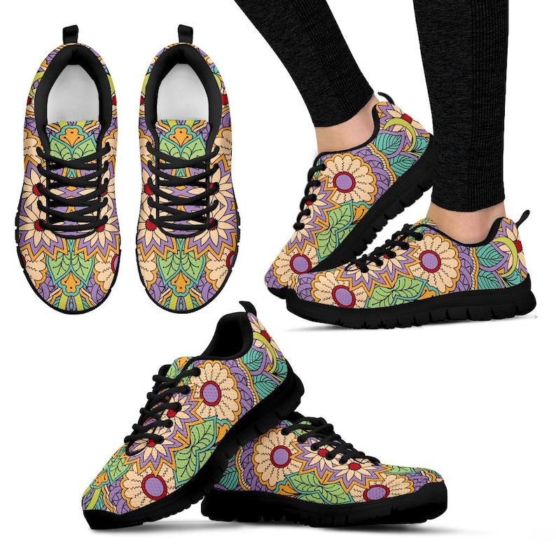 Runners College Wear Lace Up Custom Printed Athleasuire Mesh Running Shoes TRainers Sneakers Tennies Shoes Sportswear Streetwear