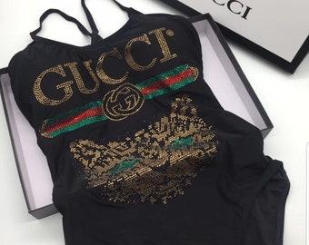 1380e29ff5 Gucci swimsuit