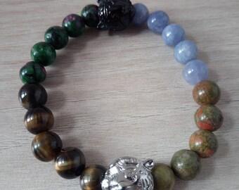 Sublime bracelet Shere-Khan 4sotnes