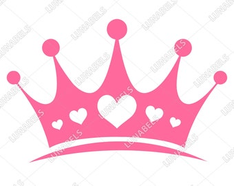 Crown Svg Free Etsy