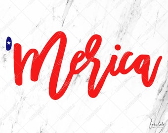 Merica SVG, 4th of July svg, Merica clipart, Merica svg, Fourth of July, Independence day, Memorial day, USA Patriotic, Patriotic svg