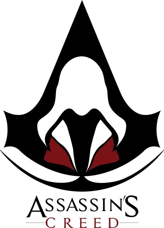 Assassin S Creed Logo Cross Stitch Pattern 1 Etsy