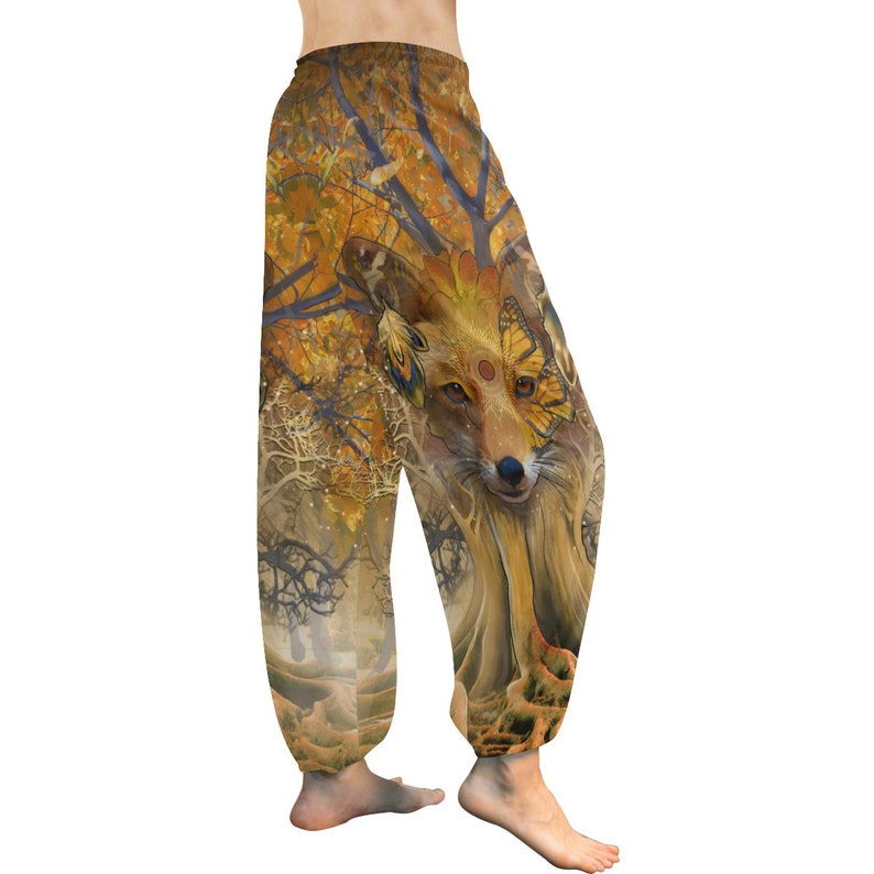 FOX SPIRIT Harem Pants