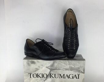 44ac037ceea32 Tokio kumagai shoes | Etsy