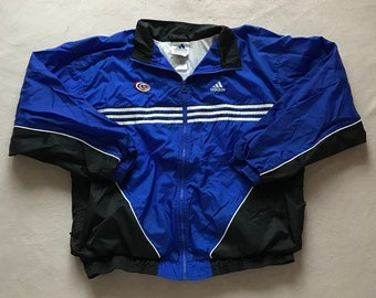 VINTAGE  98 WORLD CUP Adidas track jacket sz xl 18203df51c