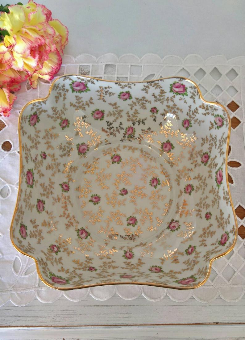 Fruit Bowl Porcelain Limoges  Authentic