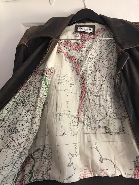 Outpost II Genuine Leather Flight Jacket - image 4
