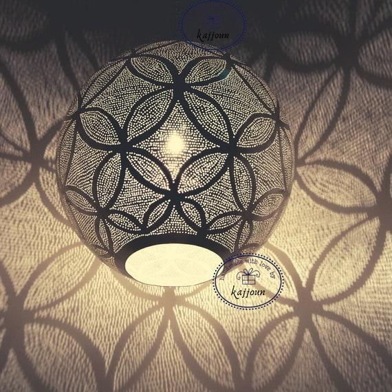 Modern Night Light , Moroccan Pendant Light, Bohemian Lamp,  Moroccan Lantern, Chandelier Lighting