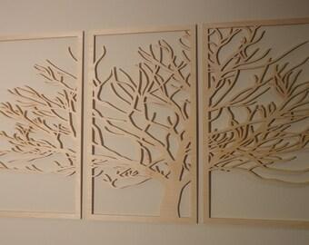 3 Panel Wall Art Etsy