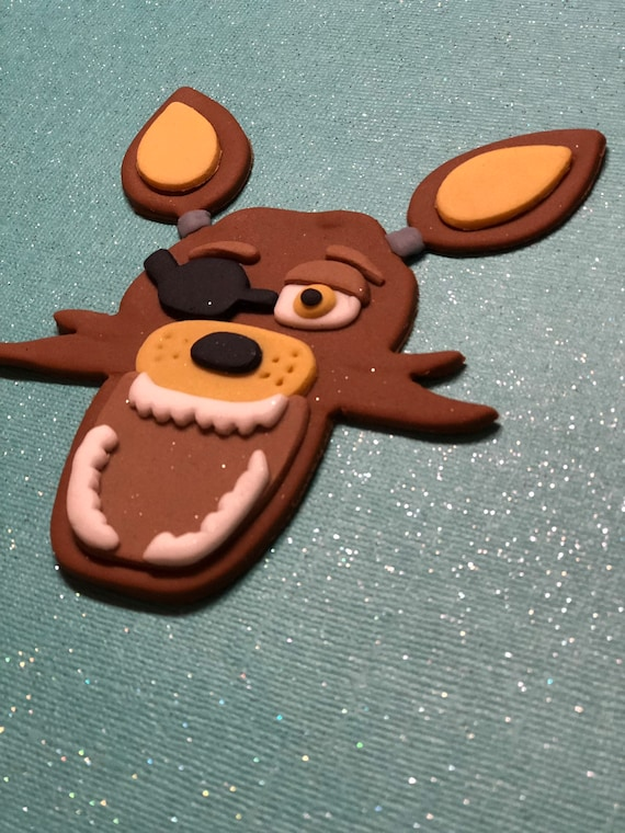 Five nights at Freddy's inspired topper