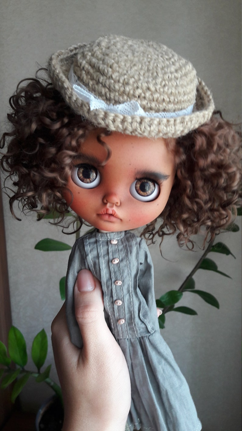 Sold out Custom blythe doll ooak image 0