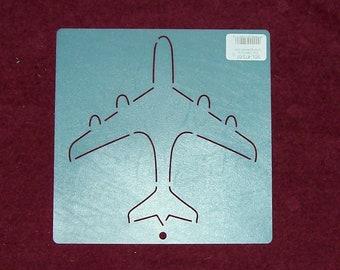 Airplane 783-125 Stencil