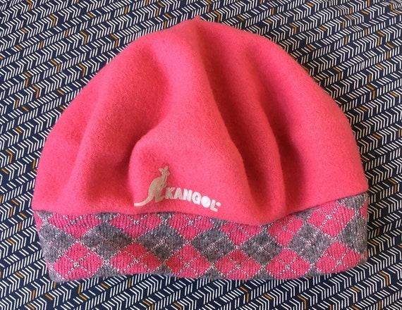 Vintage Kangol Pink Beret