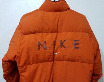 a5f9686c82ac Vintage Nike Bomber jacket men