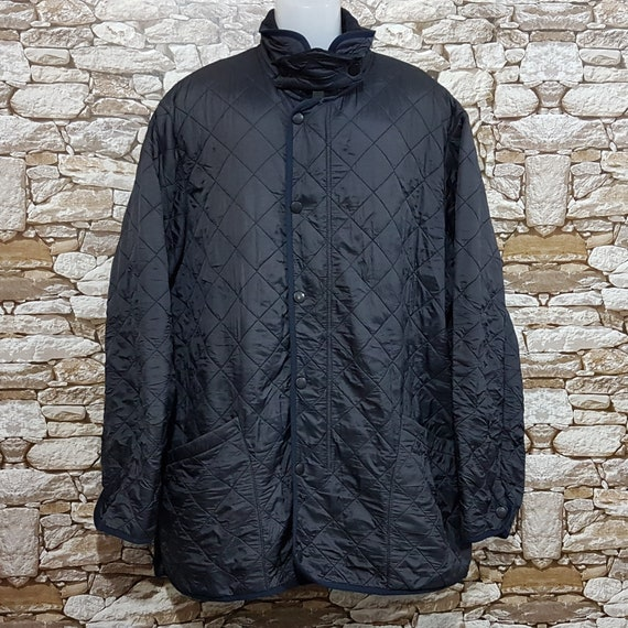Vintage Barbour Eskdale polar quilts jacket windbr