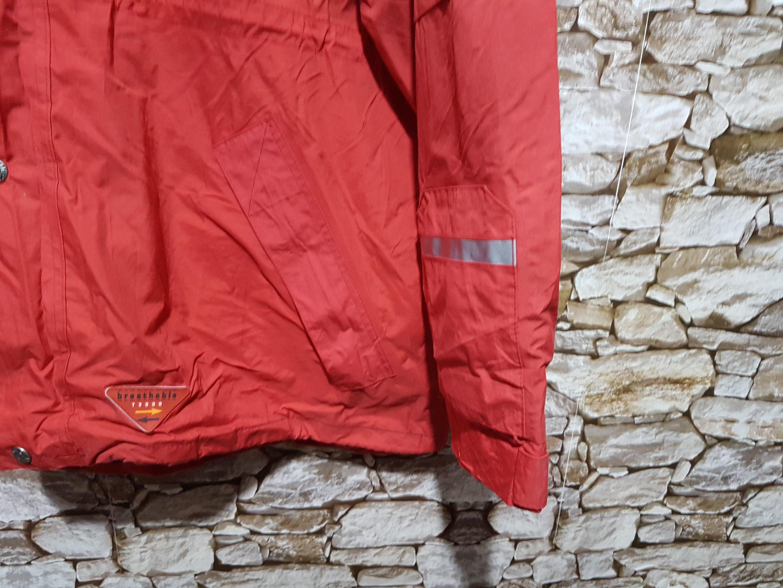 Vintage 90s ski snowboard biker wear Field jacket windbreaker men size XL old school retro trekking winter sportswearvintage clothing men