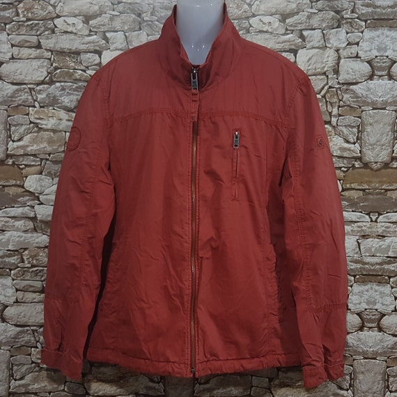 Vintage camel active jacket windbreaker coat men o