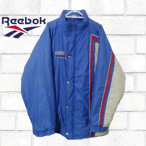 1990 Oversize Sportswear Reebok Harmony Retro Jacket Yf6gyvb7