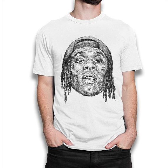 Young Thug Rap T-Shirt Men s Women s All Sizes  7db22235a