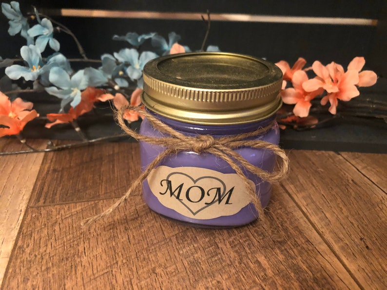 Homemade Candle 100/% Soy All Natural Mother\u2019s Day Gift
