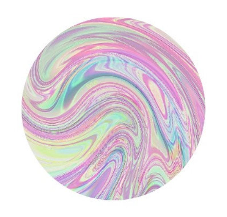 The \u201cCosmic Cup of Yogurt That\u2019s Strawberry Flavored\u201d Sticker