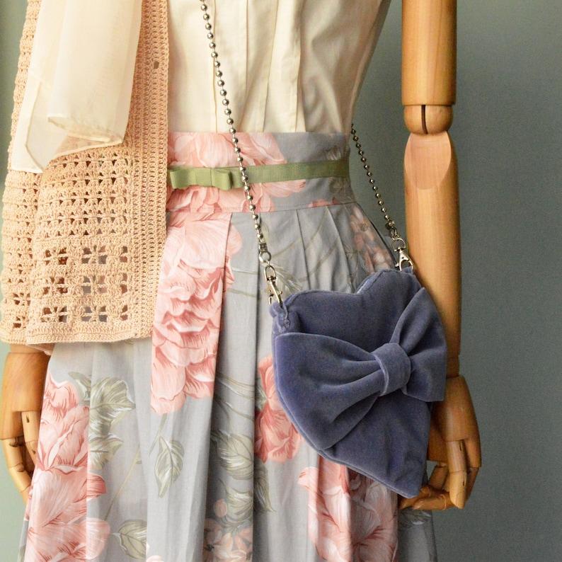 long skirt Romantic design with flowers cotton skirt elegant skirt Curled women/'s shirt in pure printed cotton SECRET GARDEN