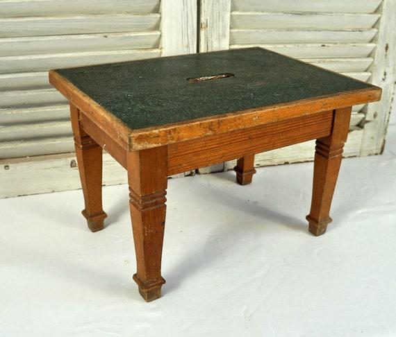 Awe Inspiring Ancient Footrest Stool Wooden Stool Farmers Stool Stool Brocante Dailytribune Chair Design For Home Dailytribuneorg