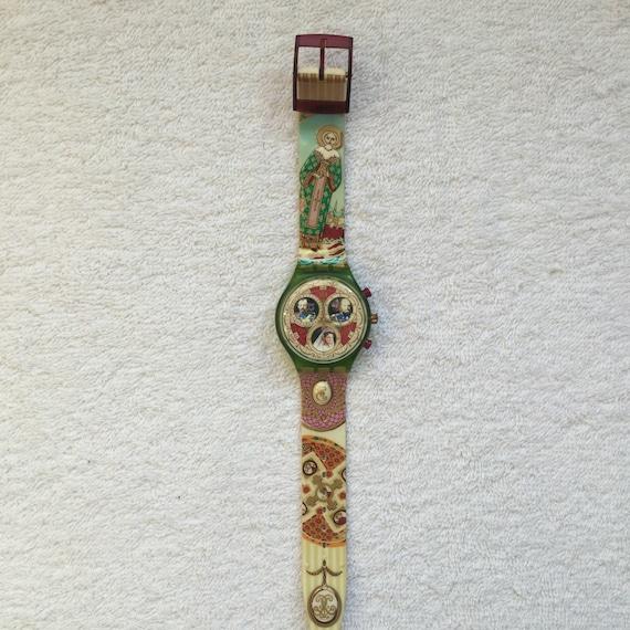 Vintage Swatch - Crono Swatch