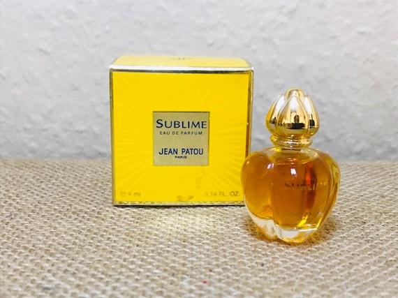 Jean Patou Miniature perfume bottle