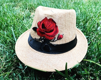 98aab65111653 Khaki Tan fedora hat
