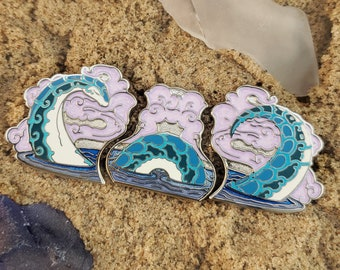 Mist-erious Nessie: Untamed Waters MEGA Pin