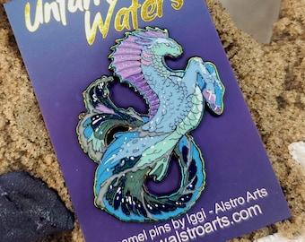 Surging Hippocampus : Untamed Waters