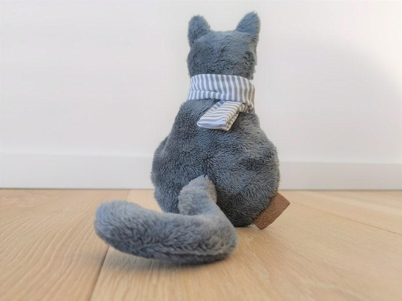 Gr.M ITH kitten Carlotta 18 x 30 cm embroidery file stuffed animal pes vp3 jef hus dst exp Cat Mieze Miau CinCiDesign 7x12