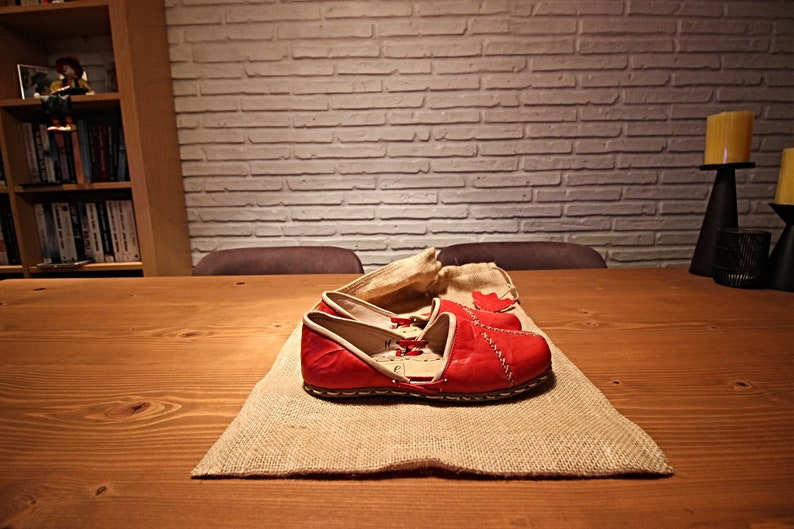 Flat Shoe Unisex Slip On Ottoman Sandal Turkish Traditional Shoe Loafer Slipper Look Unique Leather Moccasin Breathable Espadrille