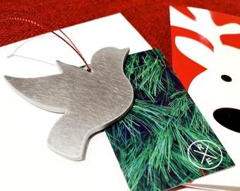 Bird Christmas Ornament – Unique Christmas Ornament