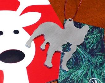 French Bulldog Christmas Ornament – Unique Christmas Ornament