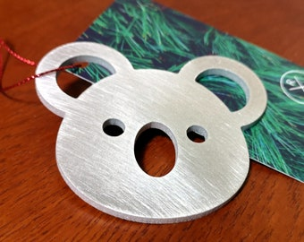 Koala Christmas Ornament – Unique Christmas Ornament