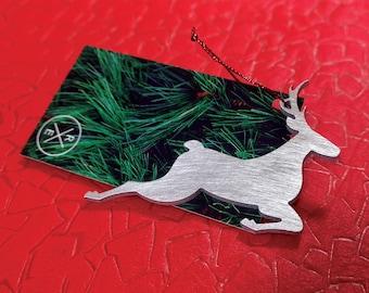 Reindeer Christmas Ornament – Unique Christmas Ornament