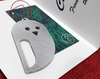 Owl Of Christmas Ornament – Unique Christmas Ornament