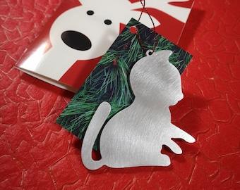 Kitten Christmas Ornament – Unique Christmas Ornament