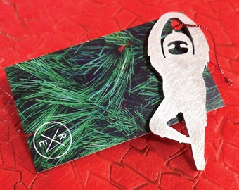 Sloth Christmas Ornament – Unique Christmas Ornament