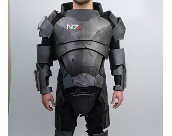 Mass Effect Armor Etsy