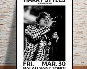 9a482764e26ea Harry styles poster   Etsy