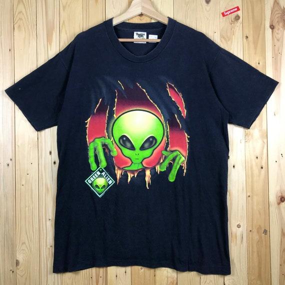 Vintage 90s alien workshop / alien nation / alien