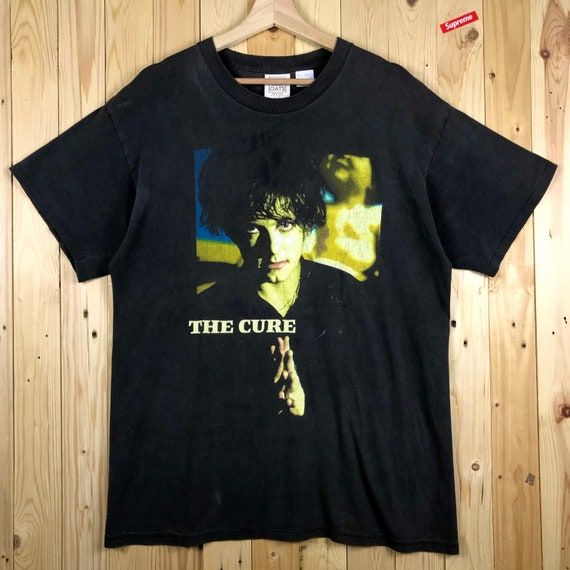 Vintage 90s the cure forgive US tour band shirt